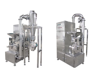 JB Series Cyclone-Separate Pulse Dust Collecting Crushing Set