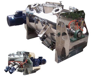 JB Series Horizontal Plough Mixer