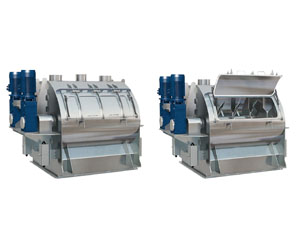 JB Series Double Shafts Paddle Mixer