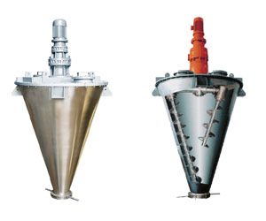 JB Series Double Auger Shaped Mixer