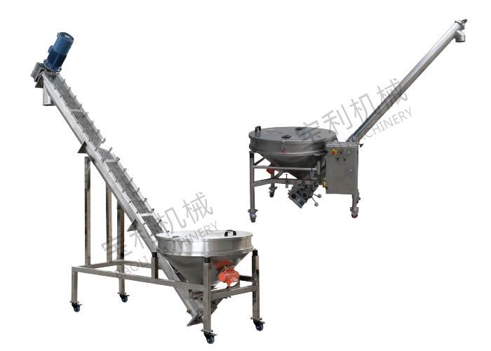 JB Series Screw Conveyer
