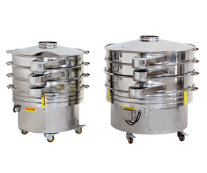 JB Series Vibrating Sieving