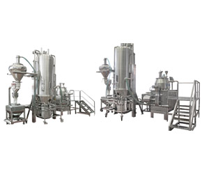 JB Series Solid Preparation Granulator System