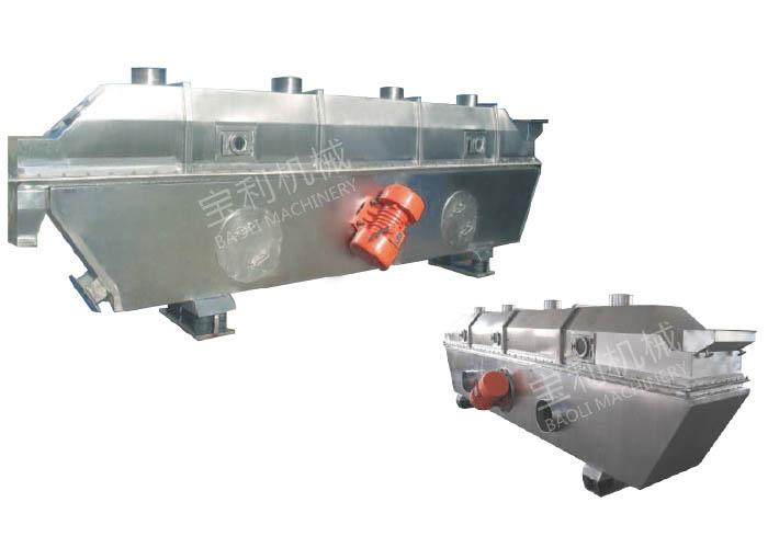 ZLG Series Vibration Fluidized Bed Dryer